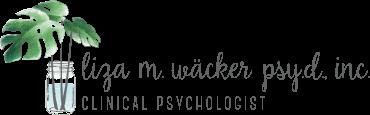 Liza M. Wäcker, Psy.D. Inc.
